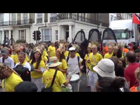 Notting Hill Carnival 2012 -