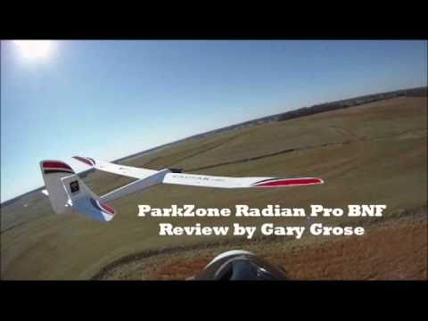 ParkZone Radian Pro Review