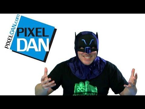 Mattel Epic Creations Batman Classic TV Series Cosplay Cowl Video Review