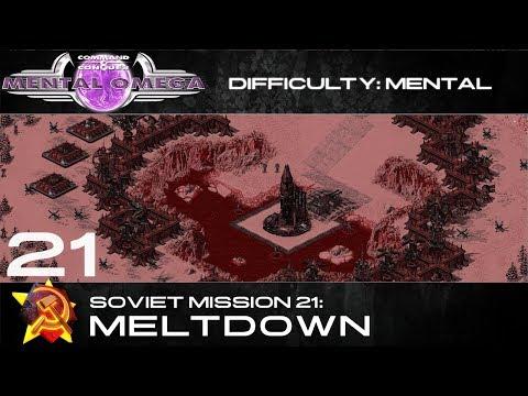 Mental Omega 3.3 // Soviet Mission 21: Meltdown