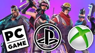 Fortnite Decides the PC vs Console Debate
