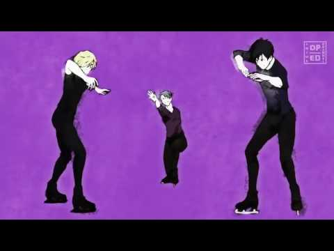 "Yuri!!! On Ice ユーリ!!! On ICE Opening ""History Maker"""