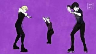 "Yuri!!! on Ice ???!!! on ICE Opening ""History Maker"""