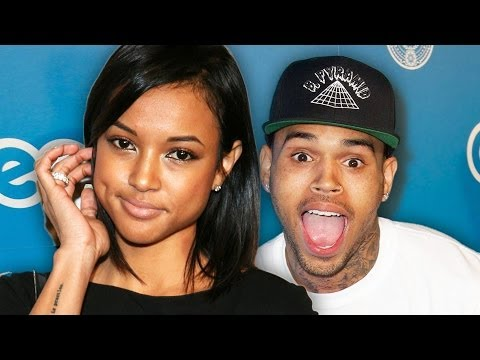Karrueche Tran Disses Chris Brown Relationship