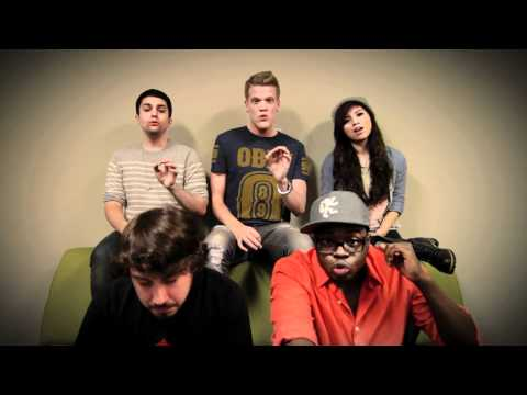 As Long As You Love Me / Wide Awake - Pentatonix (Justin Bieber / Katy Perry Cover) Music Videos