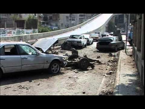 4131WD LEBANON-TRIPOLI BLAST AFTERMATH ARSAL