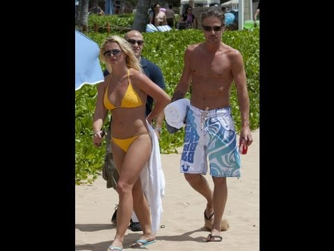 Britney Spears Wedding Valentine 39s Day Maui