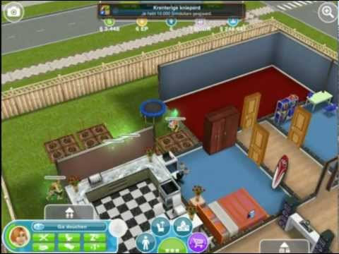 The Sims Freeplay Cheat (For Ipad, Ipod, Iphone) [OUTDATED!]