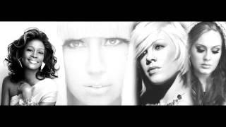 Adele vs. Pink vs. Lady gaga vs. whitney houston  vs. 4 Non Blondes vs. Snow Patrol