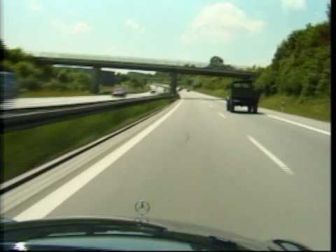 THE AUTOBAHN- THE GERMAN HIGHWAY *HQ*