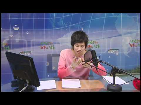 120203  Hee_f(x) Sulli Phone Call