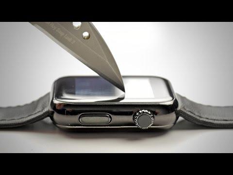 Apple Watch Will It Scratch