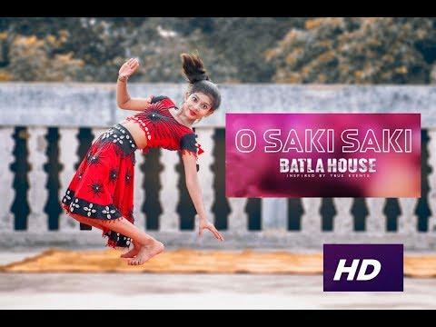 Download Lagu  O SAKI SAKI | Batla House | Nora Fatehi | Belly Fusion | | NEHA K, TULSI K, TANISHk B | BY Prantika Mp3 Free