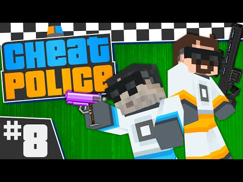 Minecraft - Gardens Of Uranium - Cheat Police #8 (yogscast Complete Mod Pack) video