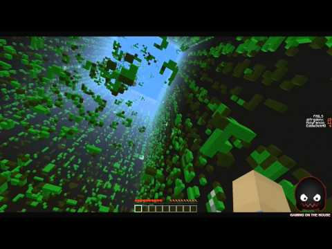The Dropper Minecraft en Español GOTH