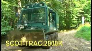 SCOT-TRAC 2000R in action