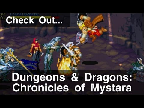 Check Out - Dungeons & Dragons: Chronicles of Mystara