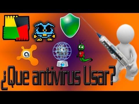 Antivirus ¿Cual debo usar?