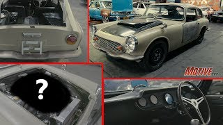 Mental Sleeper Honda S600 - In the Build