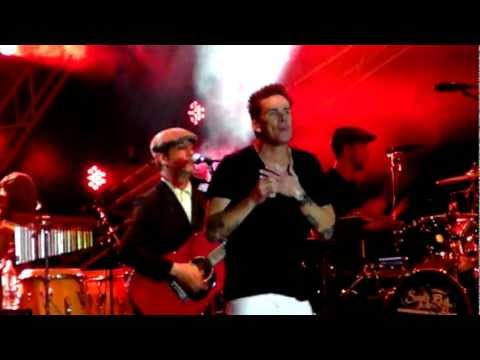 """Sugar Ray - """"When It's Over"""" (Live)"""
