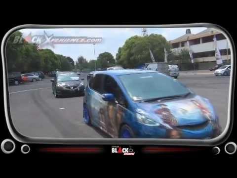 Opening & Konvoi Dyno Attraction Roadshow Jogja 2012