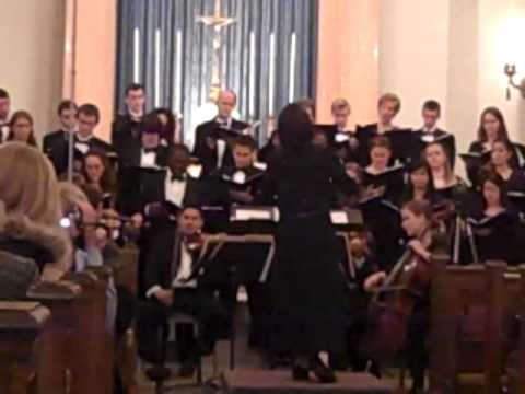 Franz Michael Haydn - Timete Dominum Sing A New Song