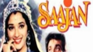 Bahut Pyar Karte Hain [Karaoke] (HD) With Lyrics - Saajan