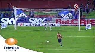 Penales Pumas vs Tigres | Final vuelta Ap-2015 | Televisa Deportes