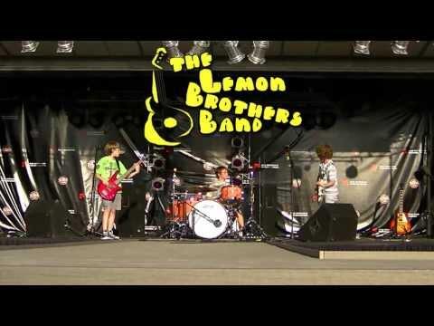 The Lemon Brothers Band - Bark at the Moon