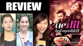 Ae Dil Hai Mushkil Movie Public REVIEW- Ranbir,Aishwarya,Anushka,Fawad ,Karan