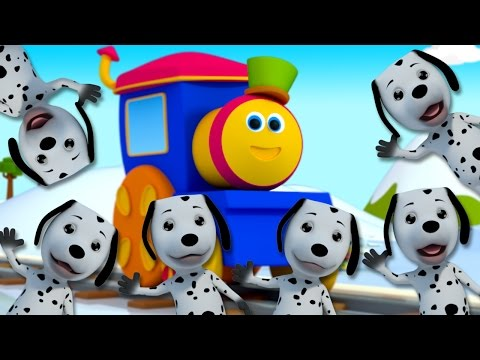 Bob The Train Counting Numbers Song Counting Number 1-10 with Bob, The Train Bob the train S01EP22
