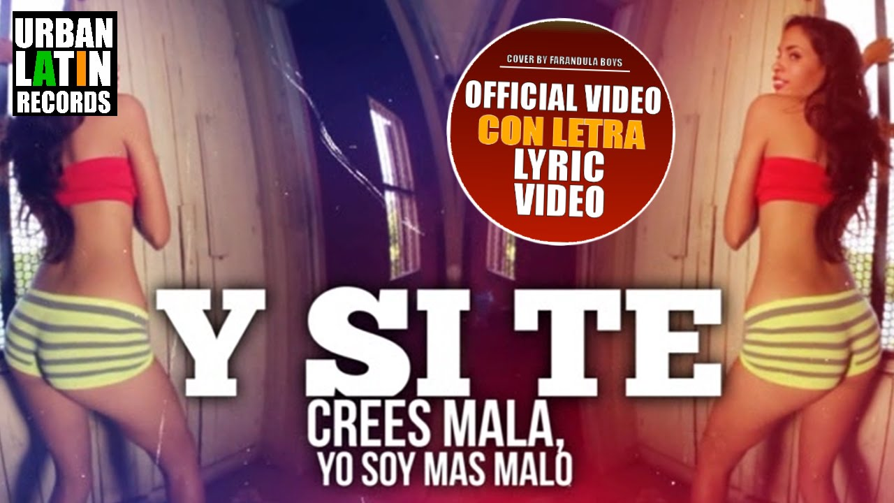 J BALVIN - MALVADA - (OFFICIAL VIDEO CON LETRA) (COVER BY FARANDULA BOYS) (LYRIC VIDEO)