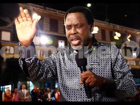SCOAN 05/11/17: Powerful Mass Prayer & Deliverance with TB Joshua