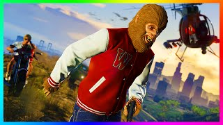 GTA 5 NEW DLC Update 'Freemode Events' Gameplay! - NEW GTA 5 FREE MODE DLC Gameplay! (GTA V)
