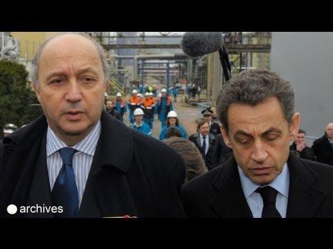 France : échange véhément entre Nicolas Sarkozy et Laurent Fabius