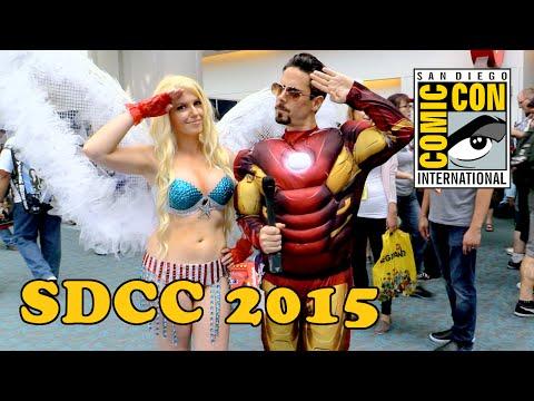 Comic-Con Best Cosplay 2015 #ThatCosplayShow