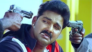 "Pawan Singh Full Action HD Bhojpuri Video scene ""Challenge"""