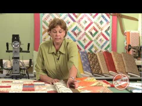 How To: Add Borders to Your Quilts with Jenny Doan from Quilting Quickly