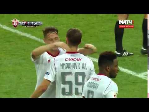 Спартак - Локомотив. ЧР-2017/18 (3-4)