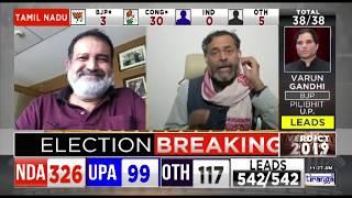 Yogendra Yadav Speaks To Barkha Dutt: Congress Redundant; Obstacle To Fighting Modi