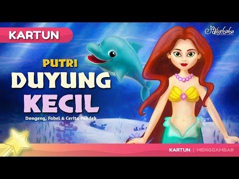 Putri Duyung Kecil - Kartun Anak Cerita2 Dongeng Anak Bahasa Indonesia - Cerita Untuk Anak Anak
