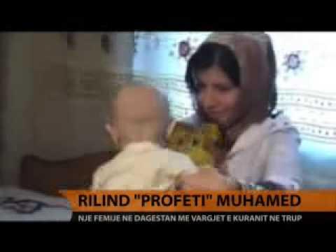"""Vargjet e Kuranit ne trupin e nje foshnje 9-muajshe """"Mrekulli"""""""