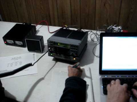 IOTA 2011 Saraj KU6F on 20M SSB