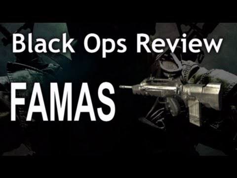 Famas - Assault Rifles - Black ops - #42