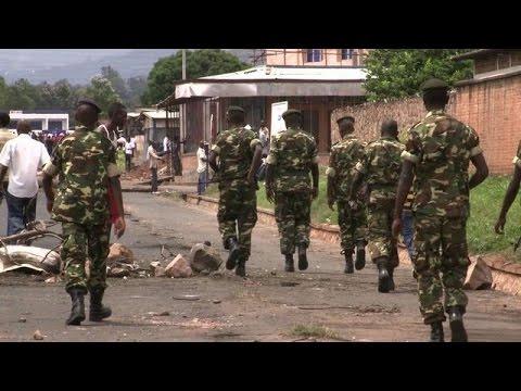 Burundi: un 4ème mort dans les affrontements