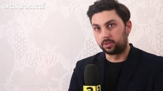 Archiproducts Milano 2017   3D SURFACE - Jacopo Cecchi racconta le superfici di design (it)