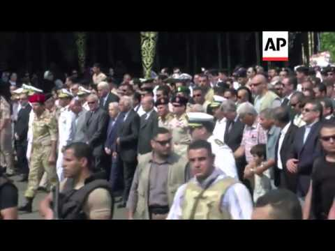 Reax after military backs el-Sissi in presidential run as protests continue