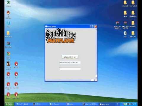 Взлом сервера на вирты для SAMP-RP 0.3x 2013.