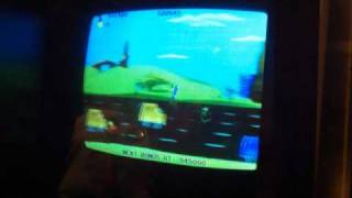 Road Runner Atari laserdisc PROTOTYPE world record recorded @ California Extreme 2010 part 3
