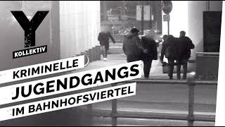 Undercover: junge, kriminelle Ausländer am Bremer Hauptbahnhof I Y-Kollektiv Dokumentation